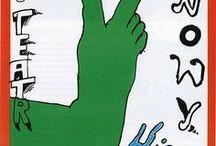 Posters / O plakatach... Pozdrawiam, Matełuż