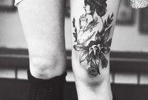 Tattoos / by Patrycja Włodek