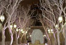 Wedding Inspiration ~ Dolce Vita Art Deco Violets