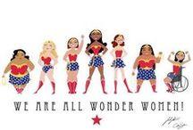 Wonder Women / She is all of us