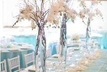 Inspiration - Wedding Table Decor