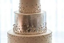 Inspiration - Cakes that Sparkle and Shine