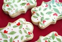 Inspiration - Painted Cookies
