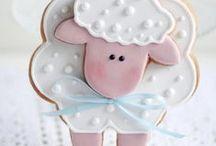 Inspiration - 3D Cookies