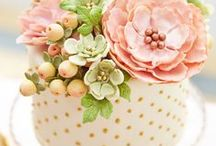 Inspiration - Floral Cakes