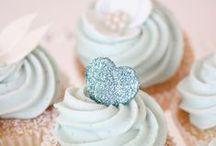 Wedding Color - Powder + Dusty Blue