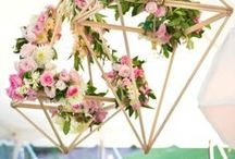 On Trend / Wondering what's trending in weddings these days? This board explores what's hot in the wedding industry