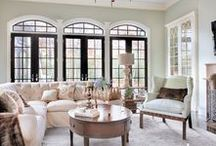 Real Estate - Living Room / Discover living room ideas and find the right decorating style for your dream living room! Enjoy!
