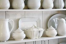 [farmhouse style living] / Farmhouse style design and accessories. It's not your grandma's farmhouse anymore.