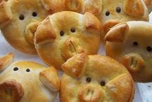 Bread and Muffins / by Marilyn Gearren