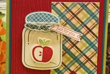 Cards---Prefectly Preserved / by Marilyn Gearren