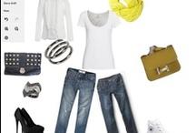 Marina's styling for Lisa / by Lisa Goswick