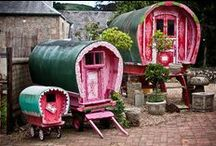 Gypsy wagons / by What makes me happy