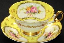 Teacups and saucers / by What makes me happy