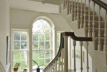 Georgian Stairways