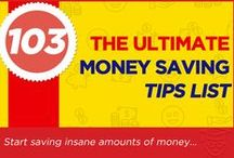 Saving Money - Frugal Living / Wise advice on saving money & budgeting for success.