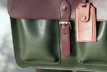 Men's Satchel / Men's Bag / by Gianni Armani