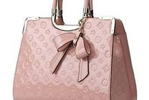 Bags, Bags, Bags~*~ / I love beautiful handbags!  They are fun to shop for and no matter how old I get they always fit and look good!