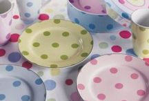 Polka Dots~*~ / Polka dots are so cute and fun but classic at the same time.  I love them!