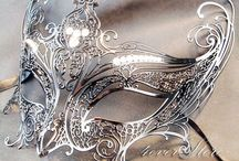 Silver Style~*~ / Silver has its own special shine and gives us another way to add sparkle to our spaces and our fashions.