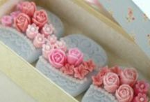 Soap Specialties~*~ / Soaps can be a real luxury, smell so good and make an ordinary bath special.