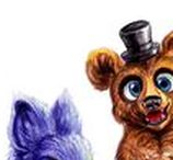 Five Nights At Freddy's / Is this where you want to be?