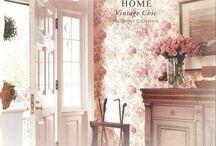 Laura Ashley~*~ / Classic Designs.  Wonderful Products.  Always Beautiful.