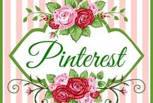 PINTEREST~*~ / Pin freely. I don't believe in limiting, blocking or name calling. It's a joy to share what I've had such fun making. The beauty of Pinterest is that you can give away as much as you want and you still have everything you gave away!