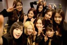 Girls'Generation / Let's dance! Take the beat and take it to the fast line