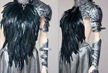 Clothes- old/fantasy / Older fashion, dreams of old old or even for fantasy.