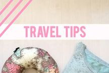 + Travel tips + / Travel tips for any type of traveller. What to pack in your bag, tips for your holiday, things to see, flying tips, and what to do on your travels.
