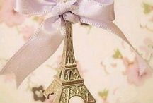 """Tiny Towers~*~ / There is just something alluring about the Eiffel Tower and I hope I get to see it in person one day and choose my own """"Tiny Tower"""" souvenir to bring home."""