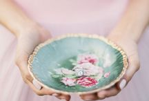 Holding Hands~*~ / I love these images of pretty hands holding treasured and beautiful items with delicate care.