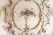 Faded French~*~ / I love old French treasures that have a special patina and softness that only time can create.