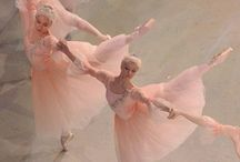 """BALLET~*~ / At 19 I was privileged to see my first classical ballet from a private box quite similar to """"box 5 in PHANTOM OF THE OPERA"""".  The orchestra and dancers stirred my emotions and became part of my identity for life."""