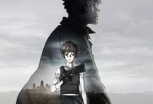 Psycho Pass / In the near future, it is possible to instantaneously measure a person's mental state, personality, and the probability that a person will commit crimes with technology called the Dominator. Just thinking about a crime can make you guilty, and in this world there is no mercy for criminals. Detectives work in pairs -one Enforcer and one Inspector- with Enforcers delivering lethal justice, and Inspectors making sure their partners don't take things too far.