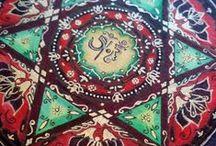 My Sweet Mandala / mandala, yantra, design