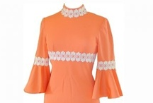 Sixties mod girl / Original sixties vintage clothing for a sixties mod/Factory girl look