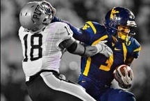 WVU Mountaineers! / by Chris Church