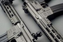 Guns & Ammo / by Douglas Eddins