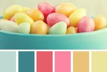 Colour / Colour Palettes and Colour Exploration - paletas de cor e análise de cores
