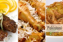 Pakistani Recipes / by Nayema Zia