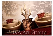 JVA Wall Covering / Images printed on Wall Covering