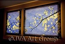 JVA Plexi Glass / Images printed on Plexi Glass