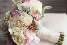 Ramos de novia / Bridal bouquets / Flores de la boda