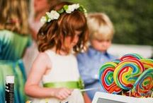 Cosas de niñ@s / Kid stuff / Todo lo que los niñ@s deben llevar a una boda.