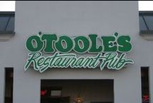 O'Tooles Restaurant / Restaurant and pub in Queensbury, NY with delicious food, live music and 50+ flat screen TV's to watch the game on!