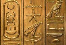My Background 2 / My Egyptian background