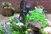 Gardening, Landscape& Outdoor Ideas / by Linda Gulley