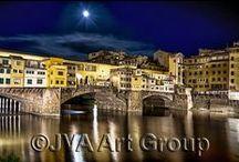 Night Shots - Italy / Follow the Night Light